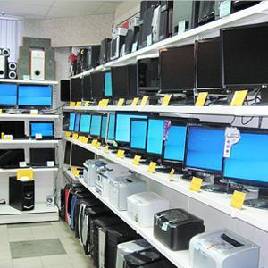 Компьютерные магазины Киселевска
