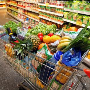 Магазины продуктов Киселевска