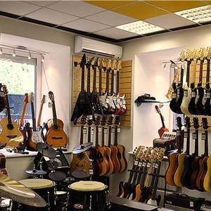 Музыкальные магазины Киселевска