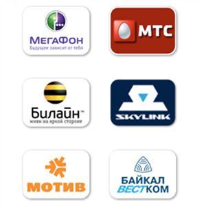 Операторы сотовой связи Киселевска