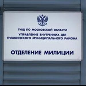 Отделения полиции Киселевска