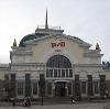 Железнодорожные вокзалы в Киселевске