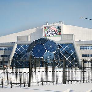 Спортивные комплексы Киселевска