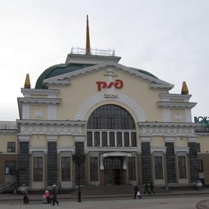 Железнодорожные вокзалы Киселевска
