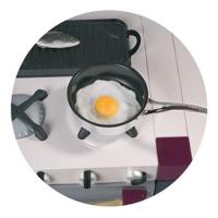 Приятное, кафе - иконка «кухня» в Киселевске